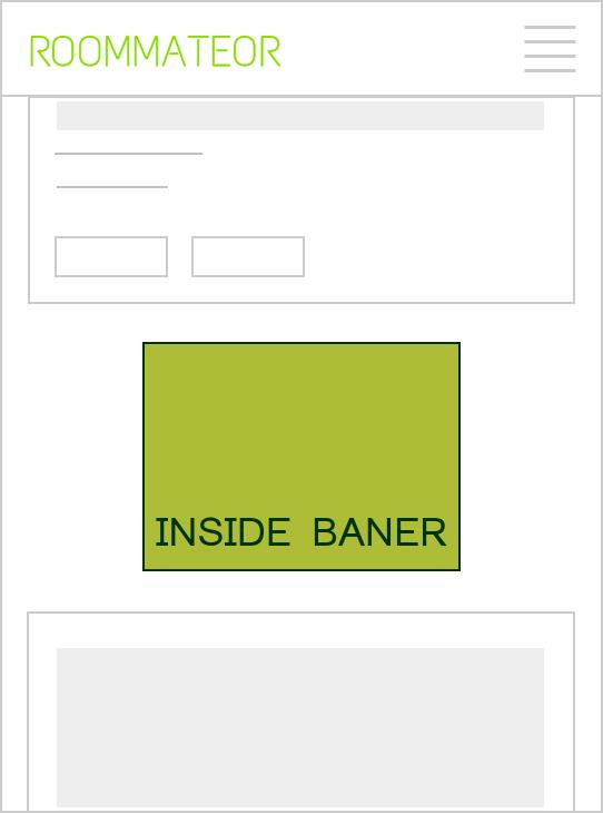 inside baner na mobilnom na rooommateor