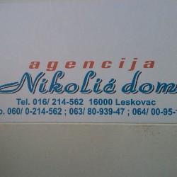 agencija Nikolic dom logo - roommateor